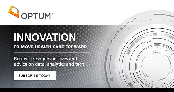 Innovation to move health care forward | Subscribe today