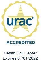 URAC Accreditation for Health Call Center