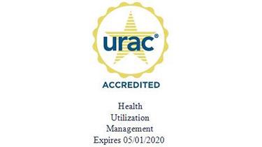 URAC Accreditation - Health Utilization Management