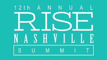 Logo for the RISE Nashville Summit