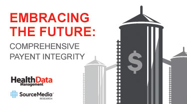 Embracing the future: Comprehensive payment integrity