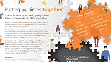 Thumbnail of article titled 'Putting the pieces together'