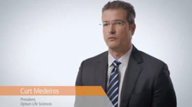 Curt Mederos, President of Optum Life Sciences