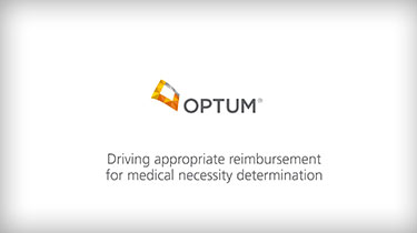 'Driving appropriate reimbursement for medical necessity determination