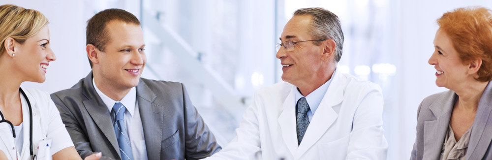Meeting with a doctor