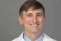 Portrait of Dr. Mark Hauptman